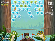 Bubble frog �llatos j�t�kok