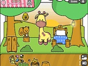 Chloe and Chips world online játék