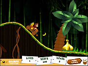 Donkey Kong jungle ride online j�t�k