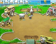 Farm Frenzy pizza party j�t�kok ingyen