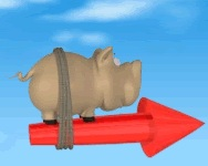 Pig on the rocket l�v�ld�z�s j�t�kok