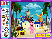 The backyardigans adventure maker online játék